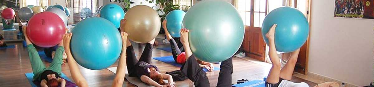FITBALL PILATES